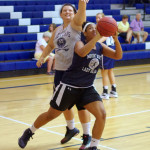 Lady Bears host summer scrimmage