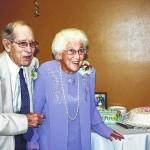 Warrens celebrate 75th anniversary