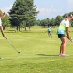 Bears, Cross Creek teach golf