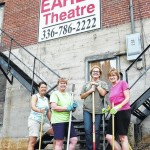 BB&T helps with Historic Earle Theatre work
