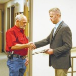 Jenkins is Dobson's employee of the year