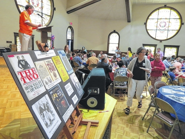 Mt. Airy News   Reunion guests include Voice of America
