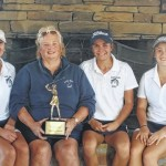 Lady Bears clinch conference title