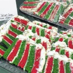Christmas cakes, cookies and competition