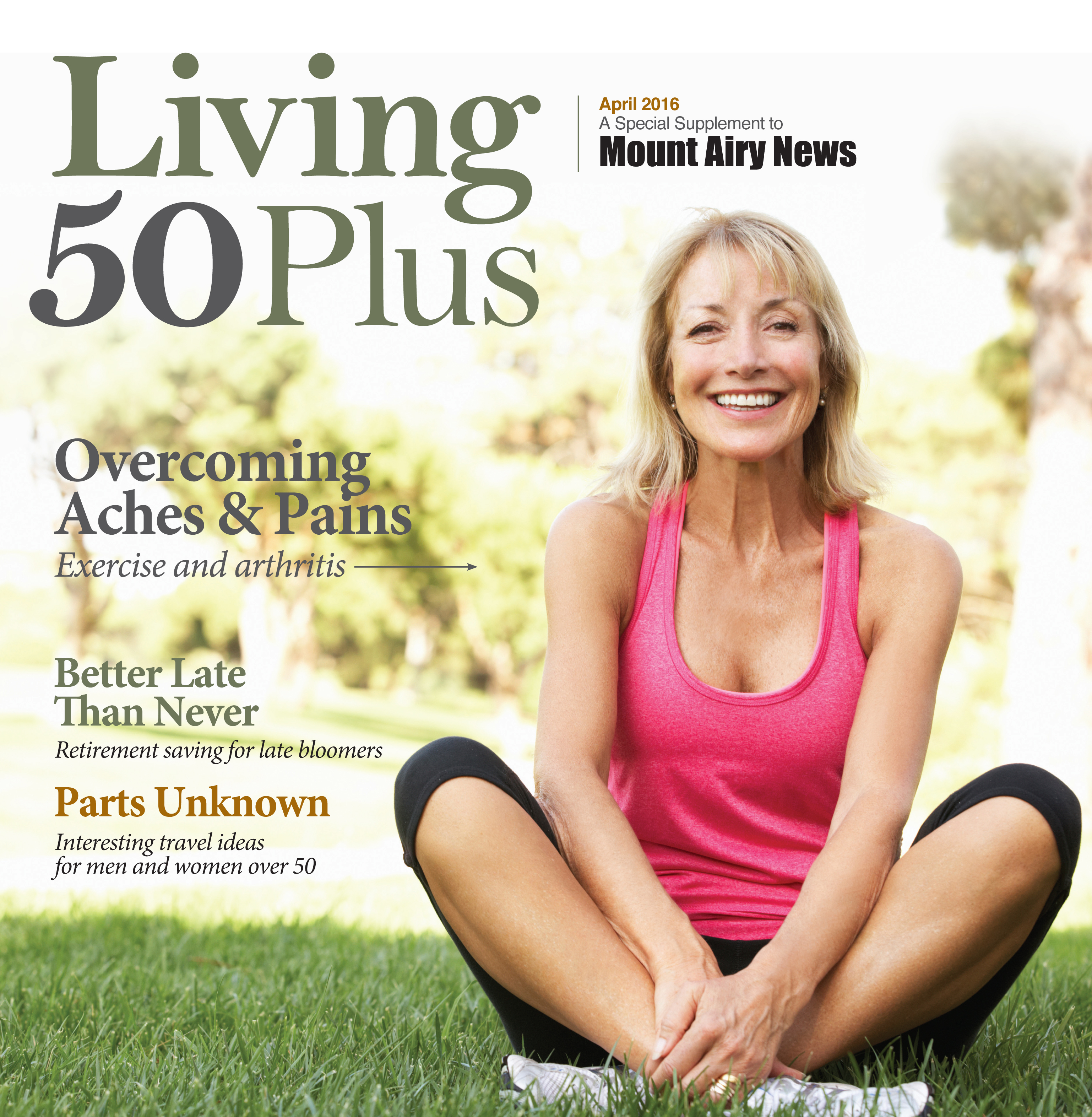 eEdition: Healthy Living 50+
