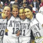 Lady Bears battle cancer Saturday