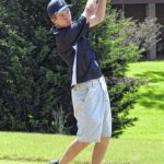Surry Central's Fletcher earns trip to golf regionals