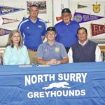 Solomon signs with SCC golf