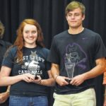 East Surry sweeps county honors