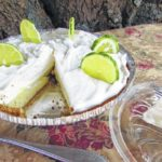 Key lime, a pie with a past