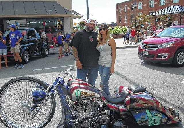 Mt Airy News Cruise In Held In Mount Airy