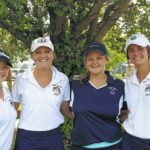 Lady Bears dominate at golf tourney
