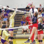 Lady Cards sweep Villains in semifinal