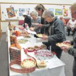 Cookie Swap is sweet night at library