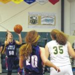Lady Patriots on a roll