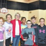 Author visits local schools