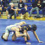 Bears second to W. Wilkes at NS tourney