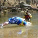 Polar plunge to help Special Olympics
