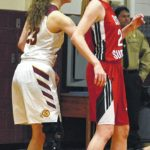 Lady Cardinals rout S. Stokes