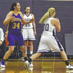 Lady Hounds hammer West Stokes, 59-19