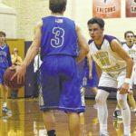 Hounds outlast West Stokes