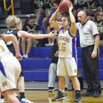 North defense stifles Lady Eagles