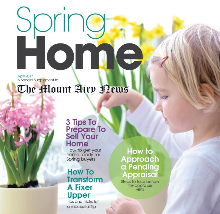 Spring Home 2017