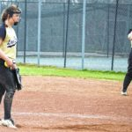 Lady Eagles rally for big win