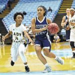 Lady Bears blitz to title
