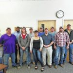 SCC graduates truck drivers