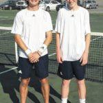 Harrison wins all-Bear final, doubles team in regionals