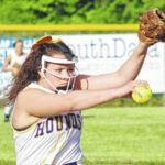 Lady Devils tame Hounds in six, 13-3