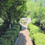 Historic 1834 Carter house gardens open for garden tour