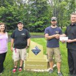 SCC club donates to Children's Center