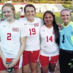 Lady Cards' seniors say goodbye in style