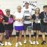 Pickleball tourney comes to town