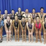 PAC swimmers take 65 medals
