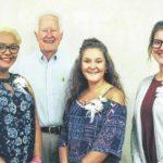 John Walker class awards scholarships