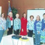 DAR chapter elects new officers