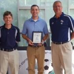 Peter Raymer wins state officiating award