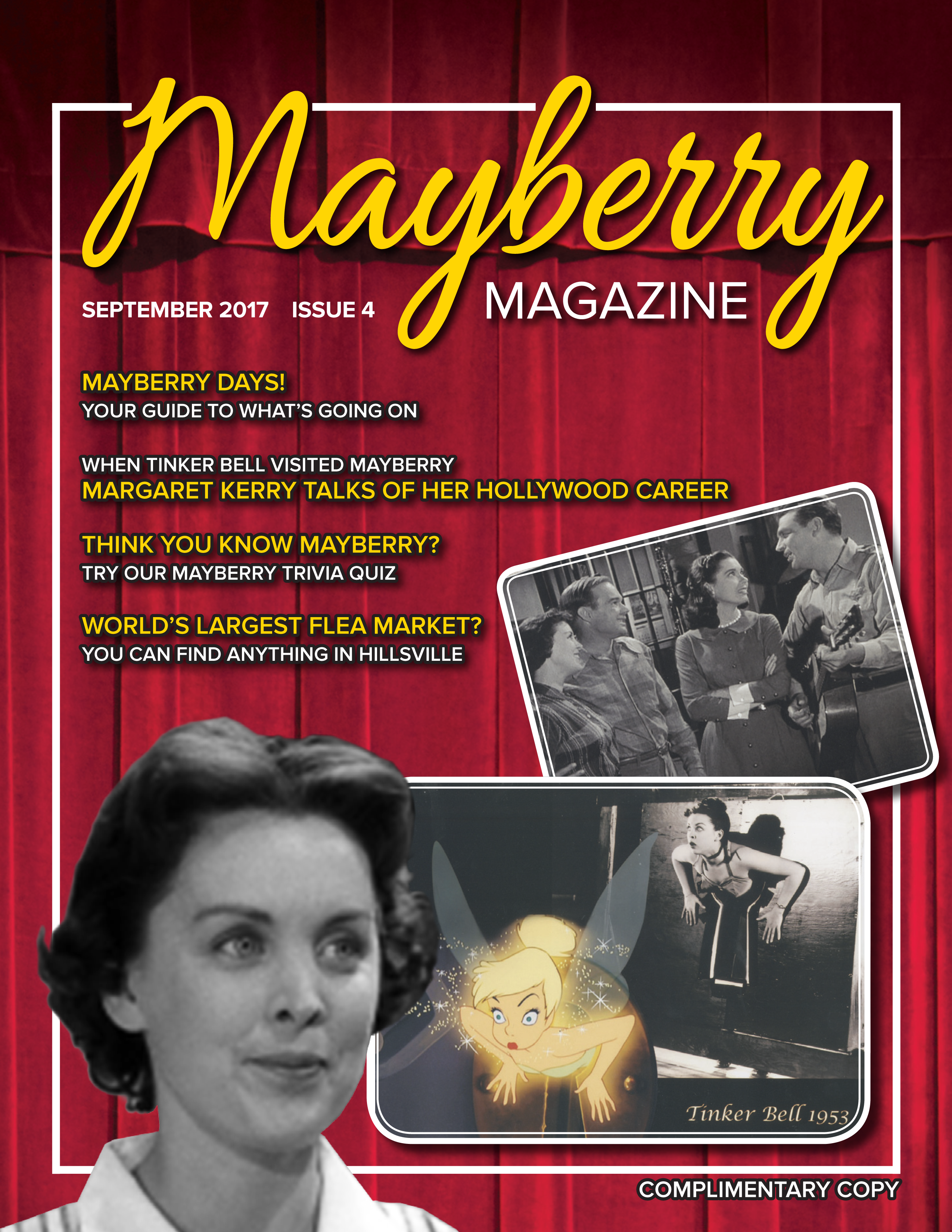 September 2017 Mayberry Magazine