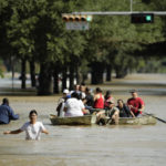 Houston built on land meant for flood projects