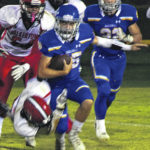 Hounds run loose on Homecoming