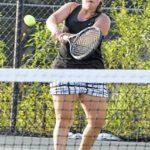 Unbeaten SC tennisblanks W. Stokes
