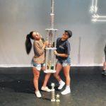 Local dancers score big
