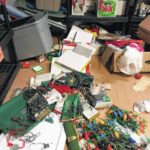 Hospice Re-Store ransacked overnight