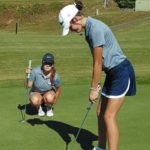 Lady Bears win fifth NW1A golf meet