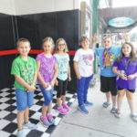 White Plains students treated to movie