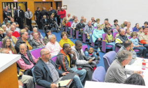 Board tables massive rezoning plan