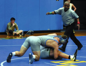 Surry tops in Davidson challenge